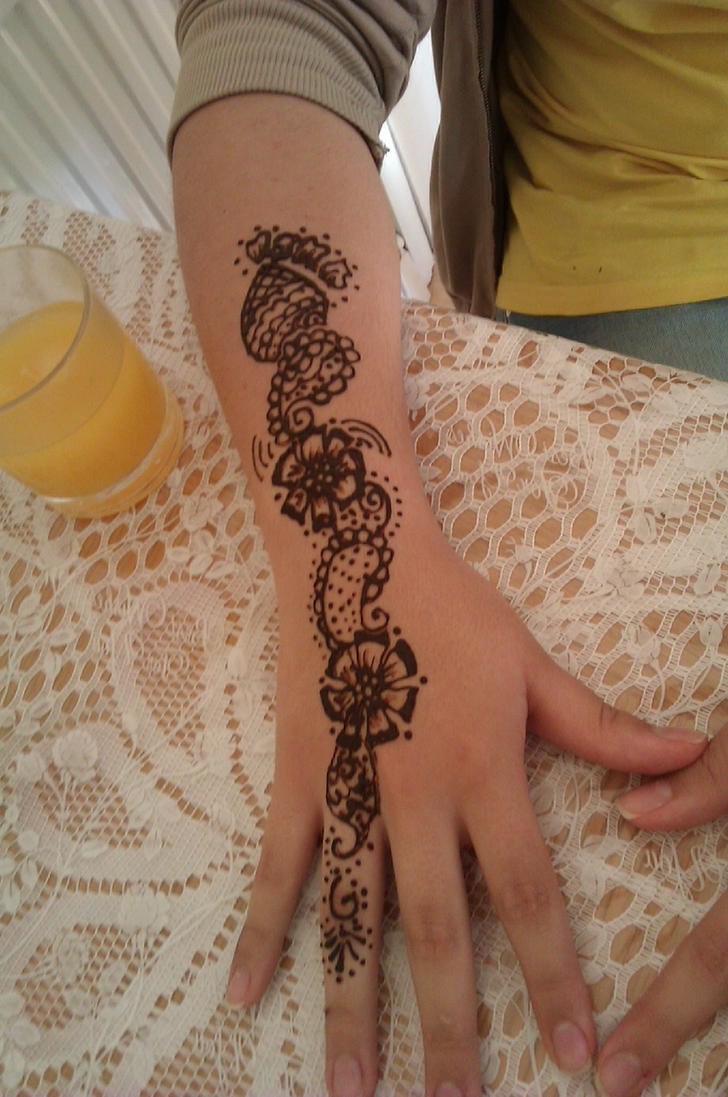 Henna 9 by xe2x