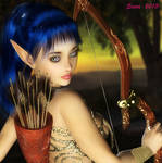 My new bow by exata