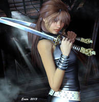 Dual Blades by exata