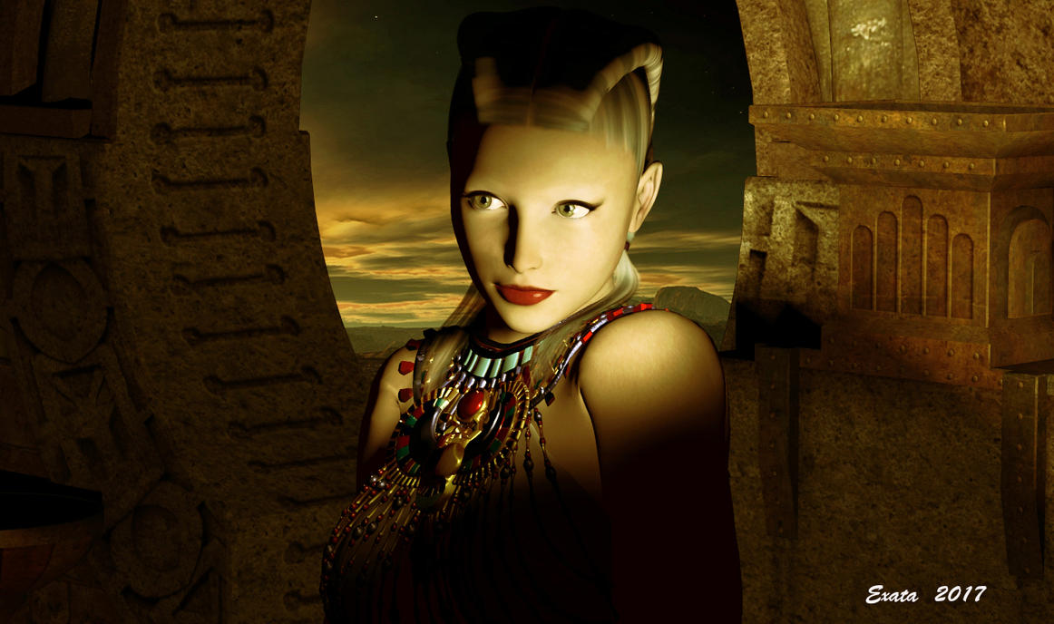 Tales from Egypt by exata