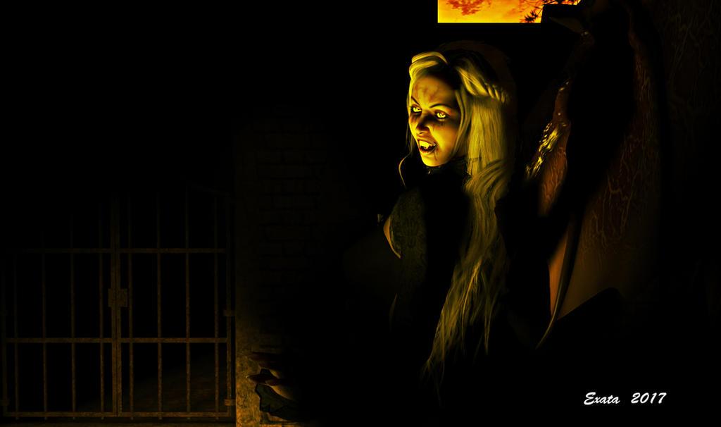 Vampire Night by exata