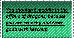 Dragon Food by AshaleyFaye