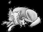 Wolfhome pose freebie