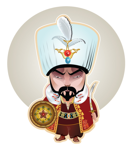 sultan by hallekose