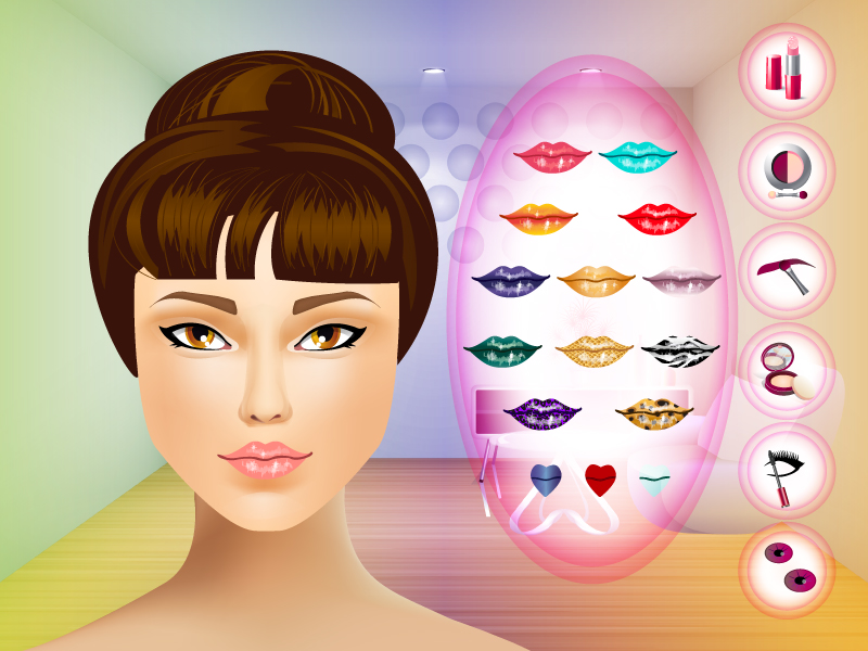 Beauty Girlmakeup by hallekose
