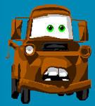 Shocked Mater by Zera265