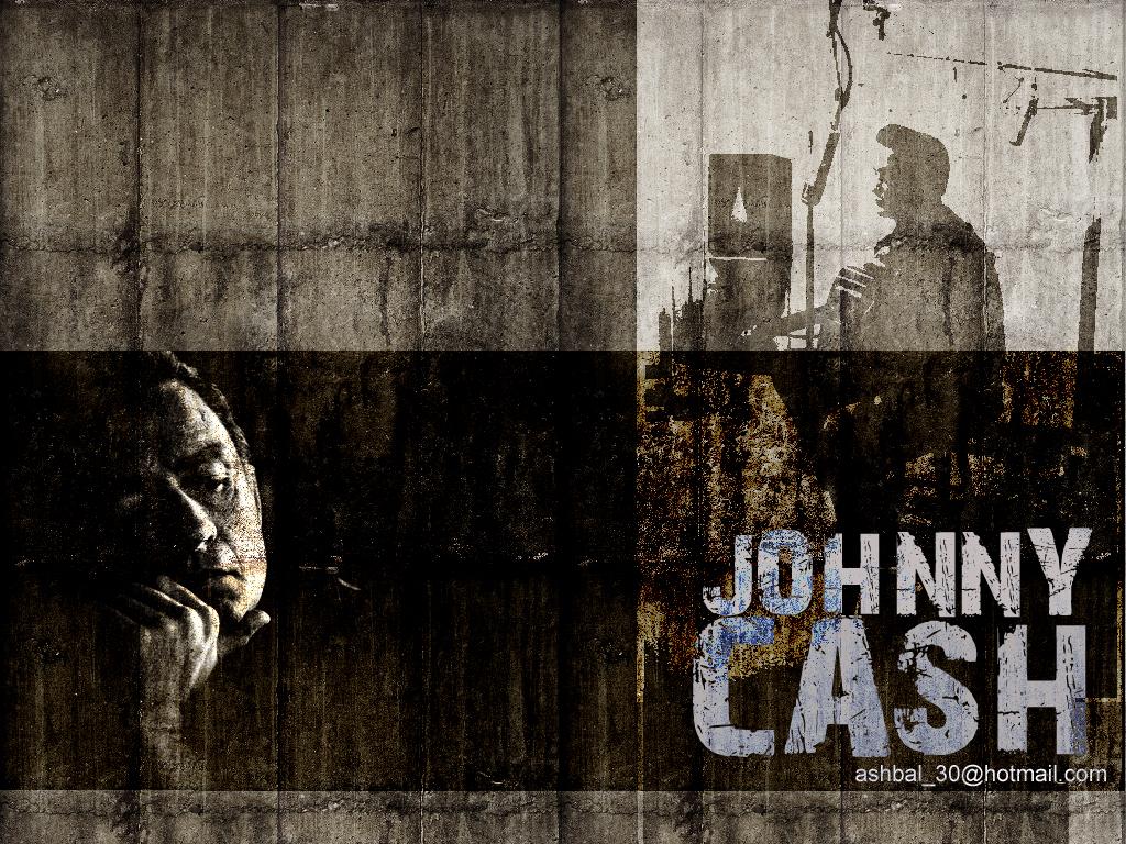 Johnny Cash Wallpaper 5 By Ashbal On DeviantArt