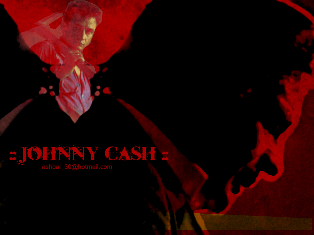 Johnny cash wallpaper 6 by ashbal on deviantart - Cash wallpaper ...