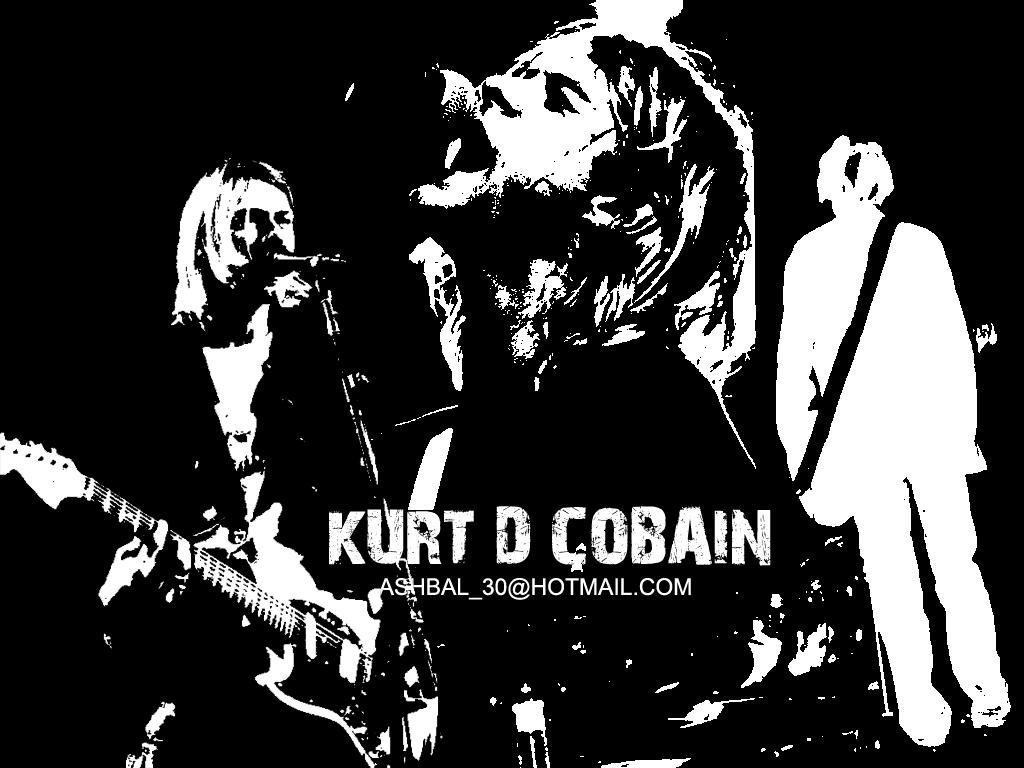 Kurt D Cobain Wallpaper 1 By Ashbal