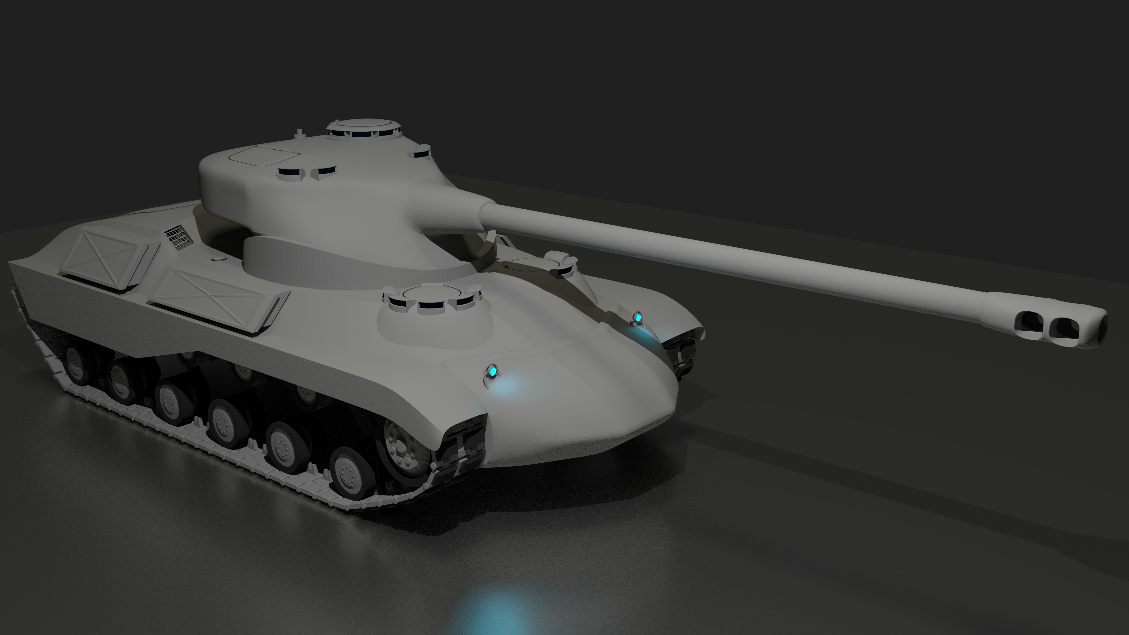 Sylvan Medium Tank