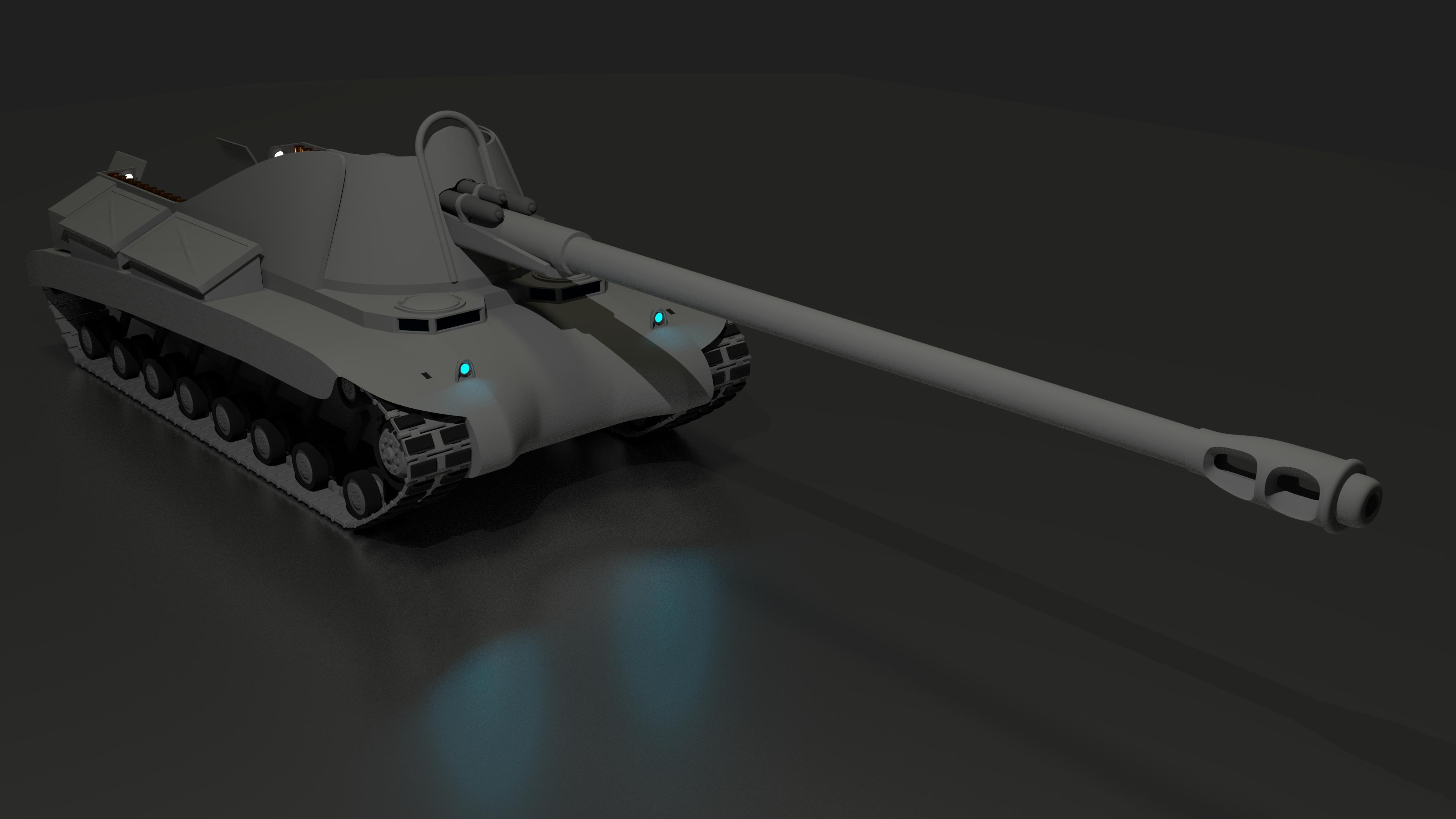 Abath Tank Destroyer