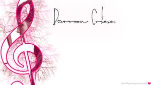 Darren Criss Wallpaper: G-clef