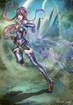 Evelyn -Ogmios Elf