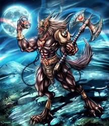 Phelan - Beastmaster by FrancisLugfran