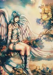 Nephilim by FrancisLugfran