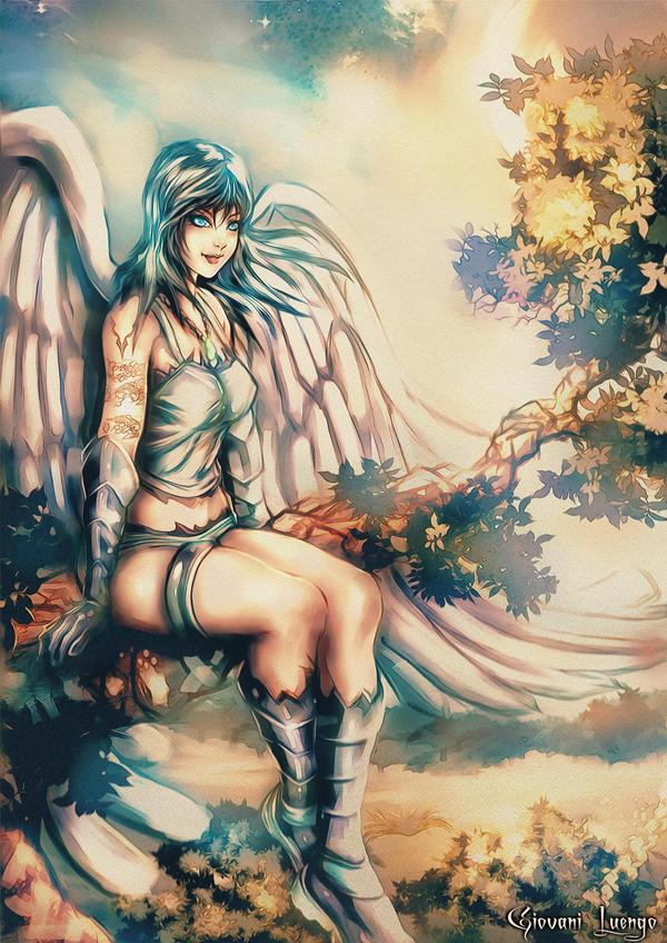 Nephilim by Uryenn