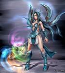 Nu Wa - The Guardian of Heaven- SMITE