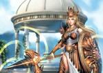 Athena - SMITE