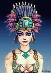 Awilix - Goddess of the Moon