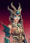 Serqet - Desert Queen