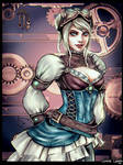 Steampunk Larissa - Starseed Origins