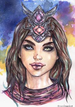 Asteria - Goddess of Falling Stars