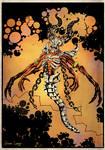 Mephisto - Diablo by FrancisLugfran
