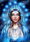 STELLA MARIS - Mary -The Sea Star by FrancisLugfran