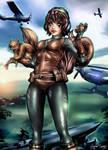 SQUIRREL GIRL - Aviator by FrancisLugfran