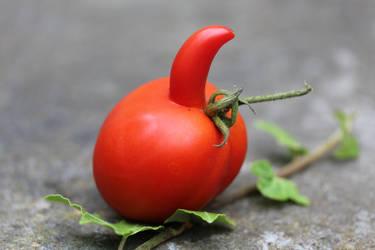 The horny red by dreieinhalb