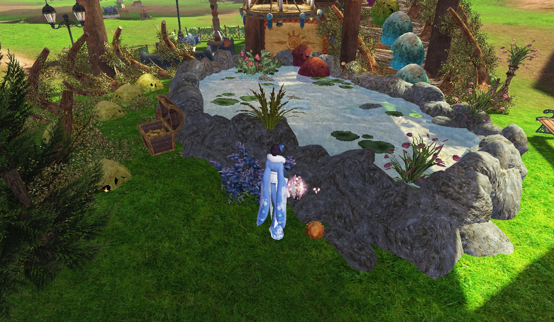 Koi pond question housing dragon 39 s prophet forums for Koi pond forum