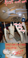 Diary of making a bjd