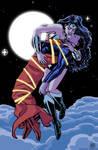 Wonder Woman and Superman