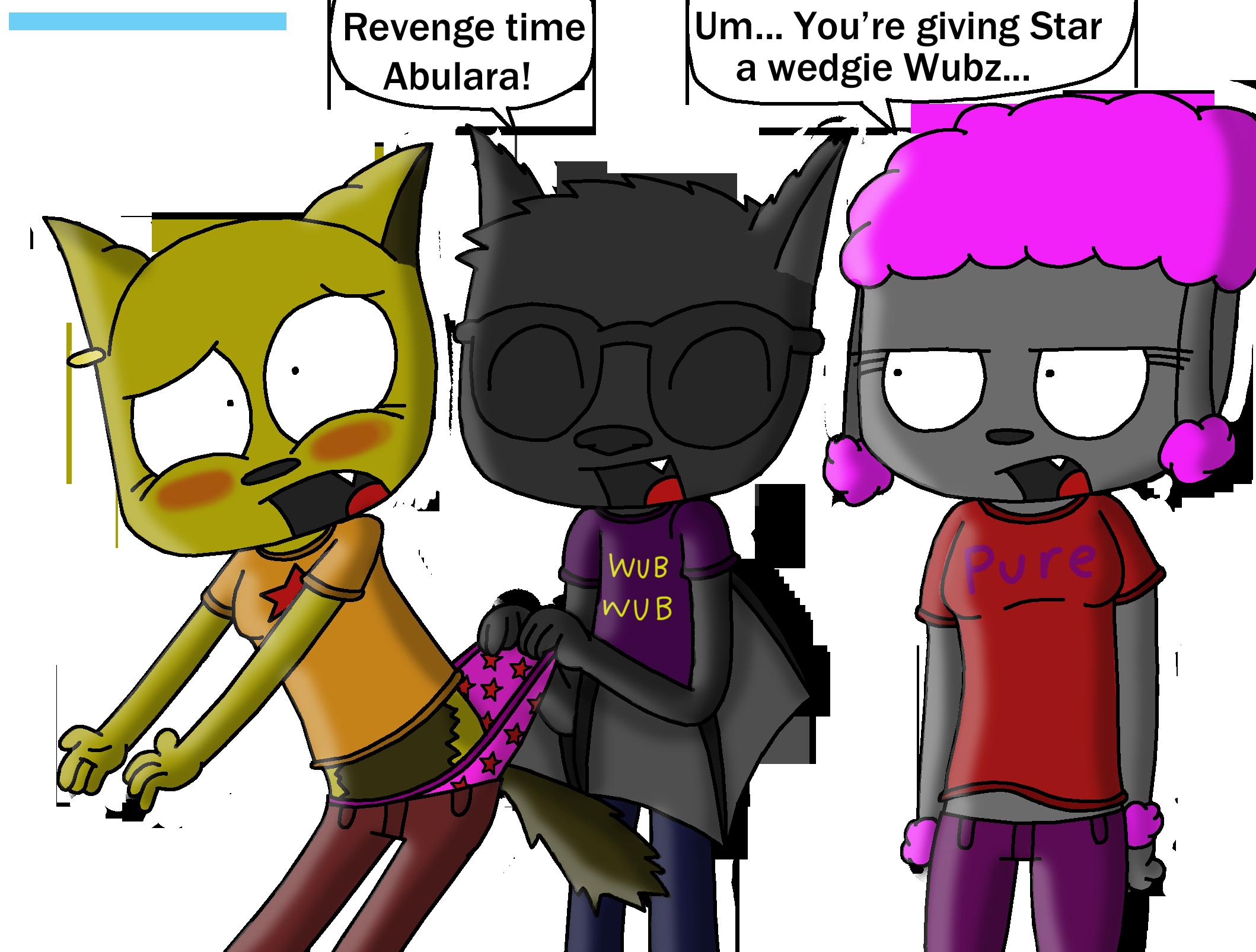 Wubz Revenge by Cjrocker