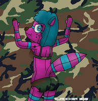 Camouflage by Cj-The-Otter