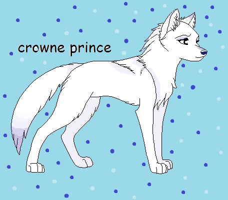 Crowne Prince by KittyMarbleSoda