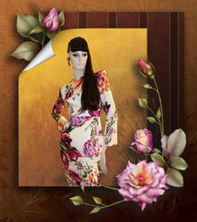 Framed beauty by Doll-Ladi