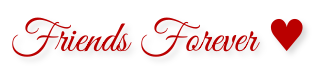 Friends Logo by Doll-Ladi