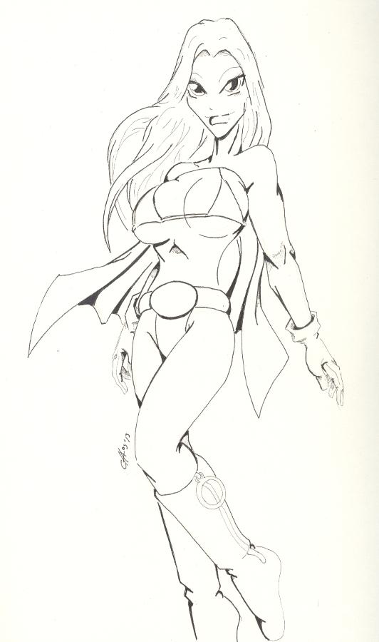 Super Slut by Chaosbandit