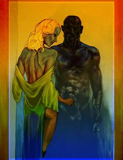 Cult of the Serpentari: Haaaandling by MicahBlack