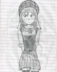 School Days OC by Ritsu55