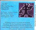 Returning 2 a blu World CD back