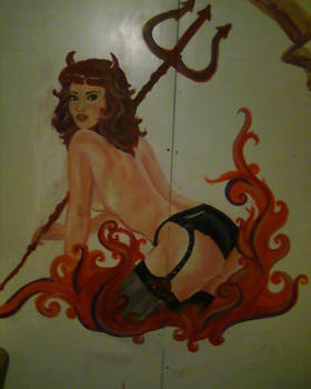 Oh, Carmen, you sexy devil you