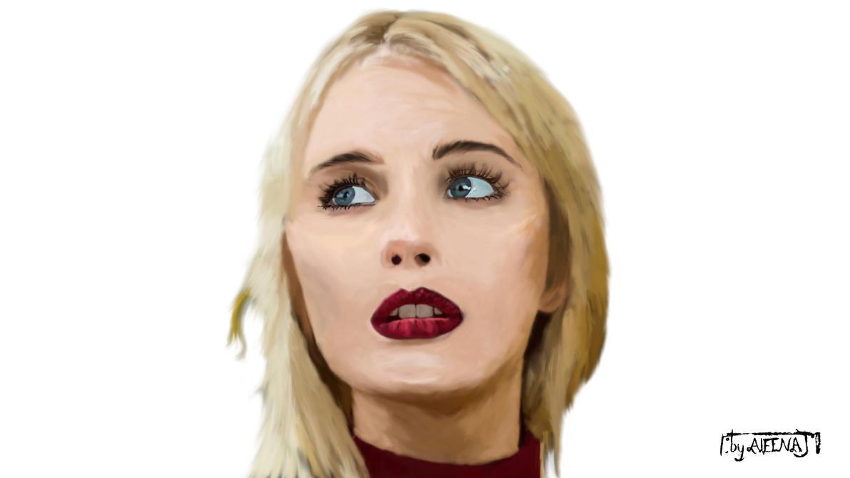 Cherry Lips by AleenaJ