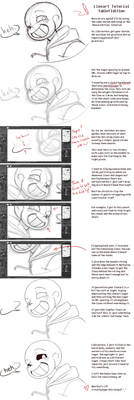 Lineart Tutorial - Tablet Edition
