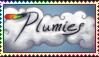Plumey Stamp by NanoBanana