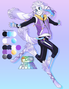 Viorel the Pastel Purple Heartache Tuffty [Custom]