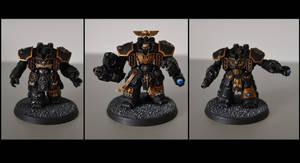 Centurion Squad by TheWayOfTempest
