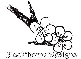 Blackthorne Design Logo by Guardner