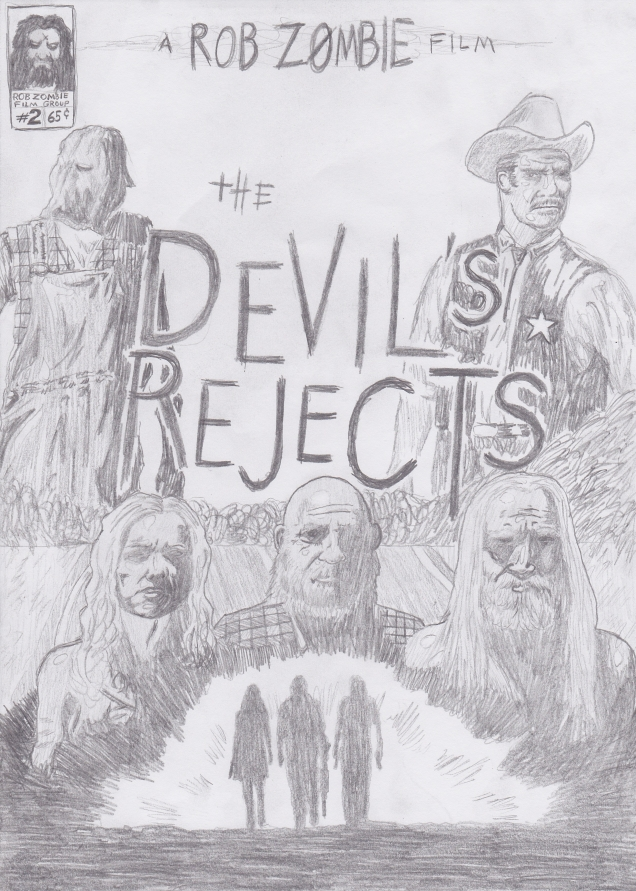 The Devil's Rejects by BioGhost50